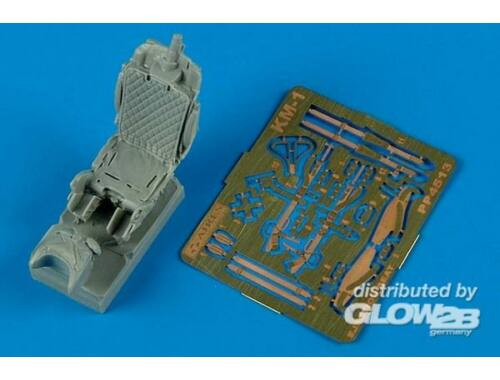 Aires KM-1 ejection seat (MiG-21, Mig-23,...) 1:48 (4513)