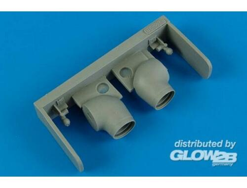 Aires YAK-38 variable exhaust nozzles for HB 1:48 (4533)