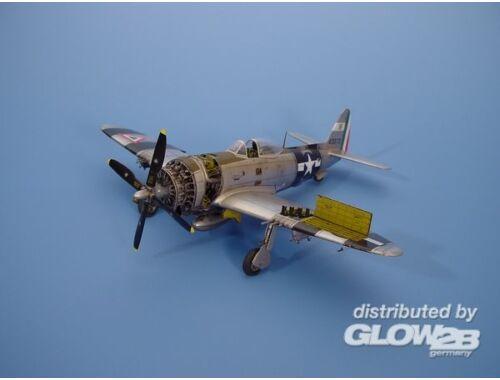 Aires P-47 D Thunderbolt Super Detailset 1:72 (7039)