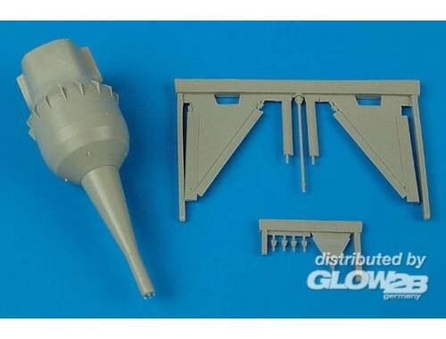 Aires Mistel 1 conversion set version 1 for Hasegawa kit 1:72 (7205)
