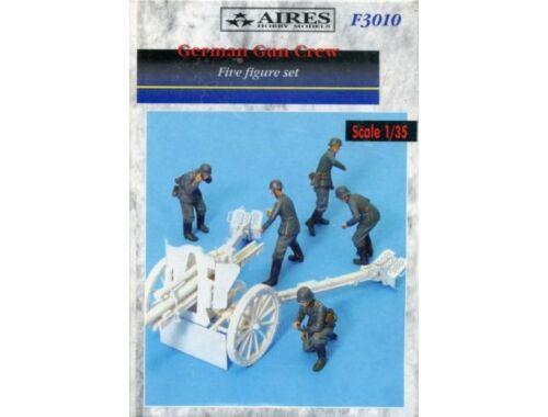 Aires Geschützbedienung 5 Figuren 1:35 (F3010)