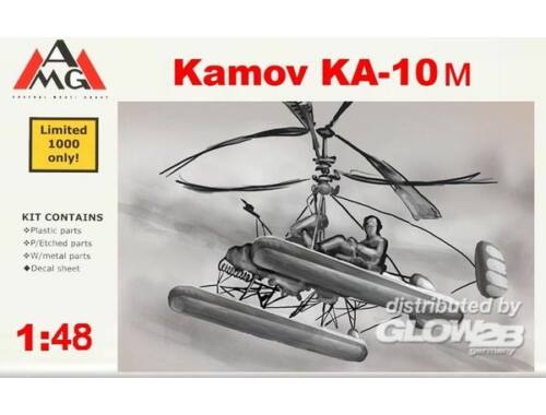 AMG Kamov Ka-10m HAT 1:48 (48203)
