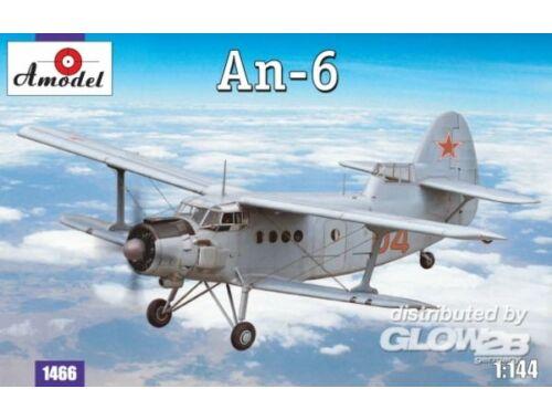 Amodel Antonov An-6 1:144 (1466)