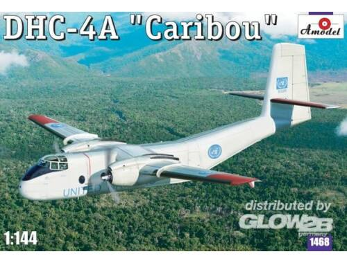 "Amodel DHC-4A ""Caribou"" 1:144 (1468)"