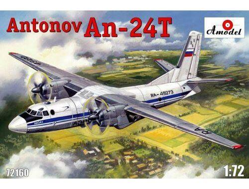 Amodel Antonov An-24T 1:72 (72160)