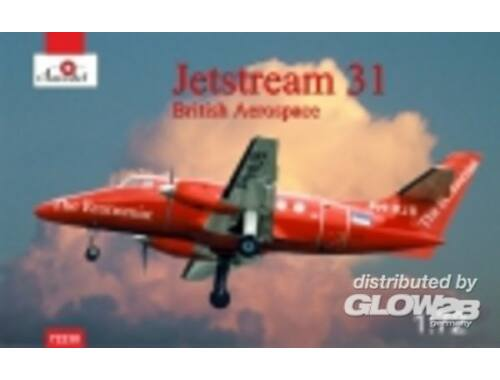 Amodel Jetstream 31 British airliner 1:72 (72238)