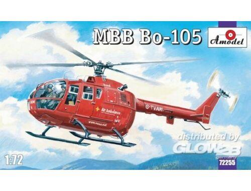 Amodel MBB Bo-105 1:72 (72255)