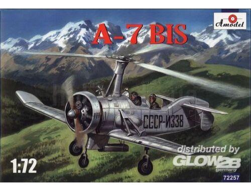 Amodel A-7bis Soviet autogiro 1:72 (72257)
