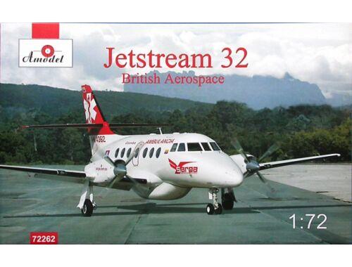 Amodel Jetstream 32 British airliner 1:72 (72262)