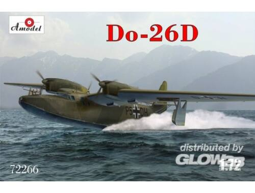 Amodel Dornier Do-26D 1:72 (72266)