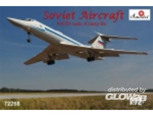 Amodel Tupolev Tu-134UBL 1:72 (72268)