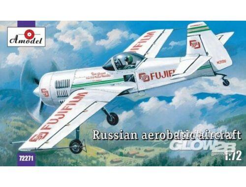 Amodel Su-31 Russian aerobatic aircraft 1:72 (72271)