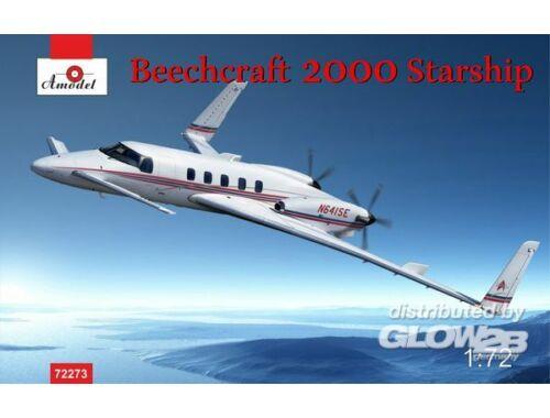 Amodel Beechcraft 2000 Starship N641SE 1:72 (72273)
