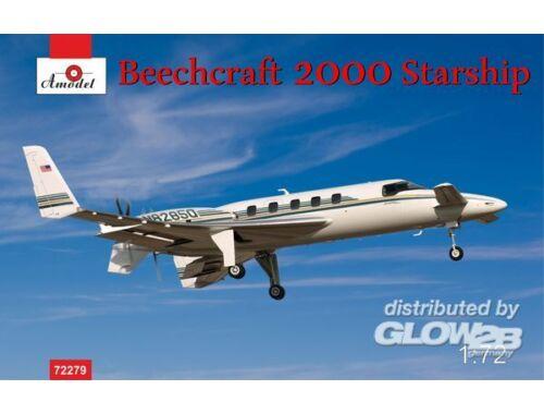 Amodel Beechcraft 2000 Starship N82850 1:72 (72279)