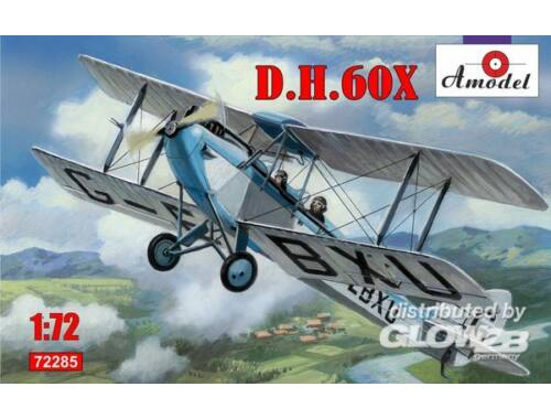 Amodel de Havilland DH.60X 1:72 (72285)