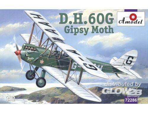 Amodel de Havilland DH.60G Gipsy Moth 1:72 (72286)