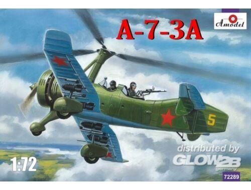 Amodel A-7-3A Soviet autogiro 1:72 (72289)