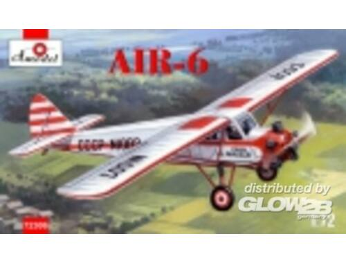 Amodel AIR-6 light civil aircraft 1:72 (72306)