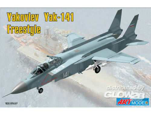 "ART Model Yakovlev Yak-141 ""Freestyle"" 1:72 (7205)"