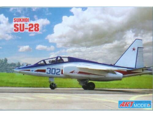 ART Model Sukhoi Su-28 trainer 1:72 (7211)
