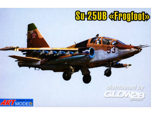 ART Model Sukhoi Su-25UB 1:72 (7212)