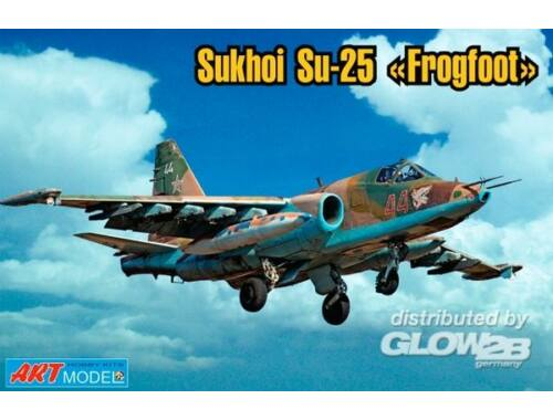 "ART Model Sukhoi Su-25 ""Frogfoot"" 1:72 (7215)"