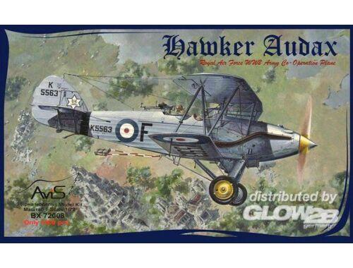 Avis Hawker Audax 1:72 (72008)