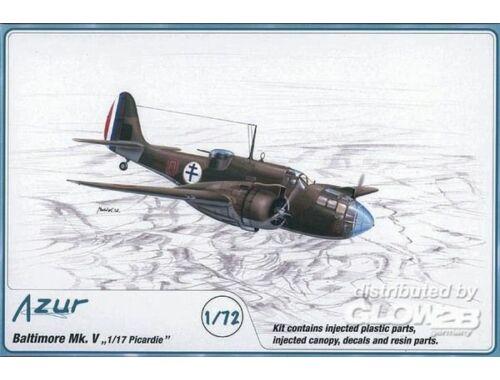 Azur Baltimore Mk. V 1/17 Picardie 1:72 (A067)