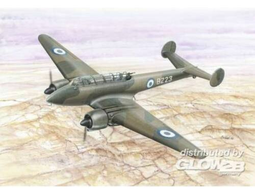 Azur Potez 633B.2 French Light Bomber 1:48 (A082)