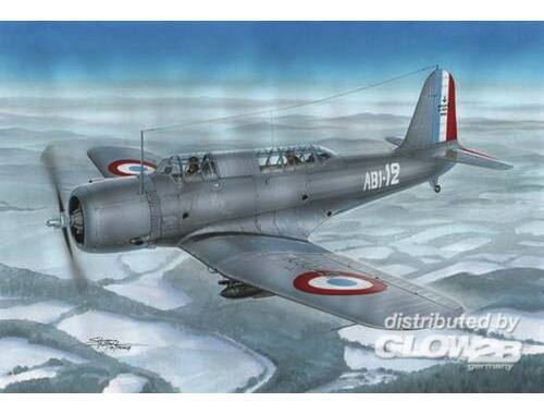 Azur V-156F Vindicator French Navy 1:48 (A084)