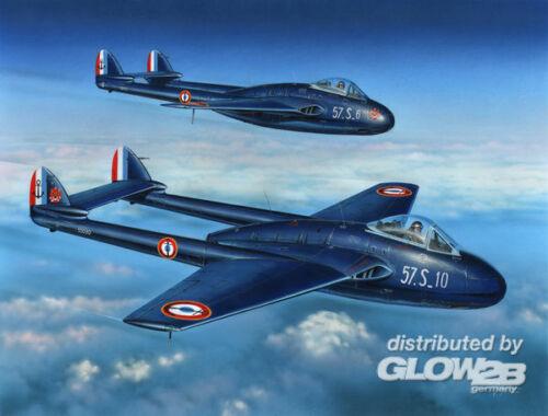 Azur D.H.100 Vampire FB Mk.5 Armee de I'Air A 1:72 (A117)