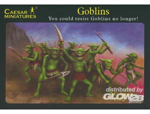 Caesar Goblins You could restist Goblins no longer! 1:72 (F105)