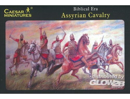 Caesar Assyrian Cavalry 1:72 (H010)