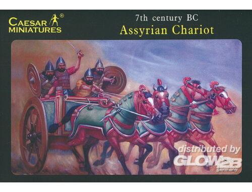 Caesar Assyrian Chariots 1:72 (H011)