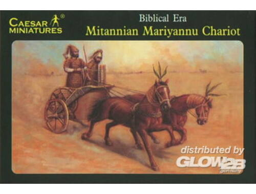 Caesar Mitannian Mariyannu Chariot 1:72 (H015)