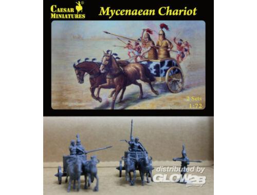 Caesar Mycenaean Chariot 1:72 (H021)