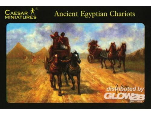 Caesar Egyptian Chariots 1:72 (H024)