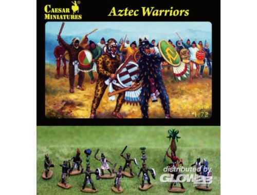 Caesar Aztec Warrior 1:72 (H028)