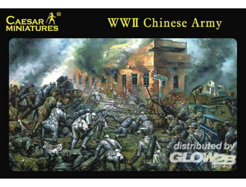 Caesar WWII Chinese Army 1:72 (H036)