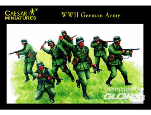 Caesar WWII German Army 1:72 (H037)