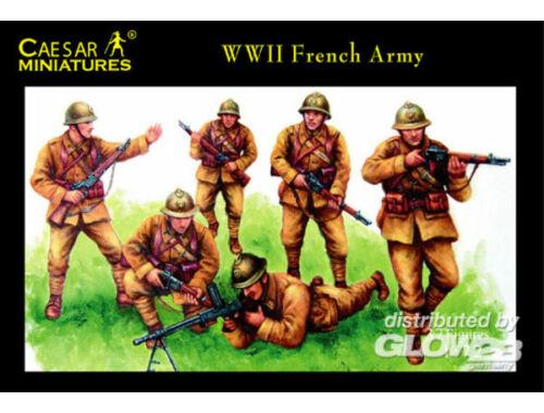 Caesar WWII French Army 1:72 (H038)