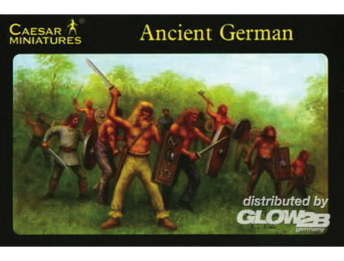 Caesar Ancient German Warriors 1:72 (H040)