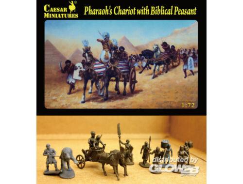 Caesar Pharaoh's Chariot with Biblical Peasant 1:72 (H042)
