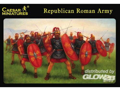 Caesar Republican Roman Army 1:72 (H045)