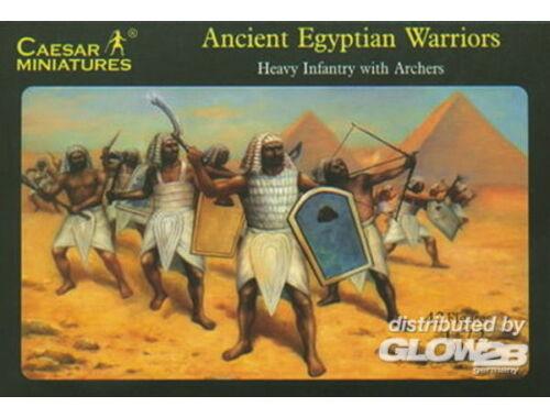 Caesar Ancient Egyptian Warriors (New kingdom Era) 1:72 (H047)