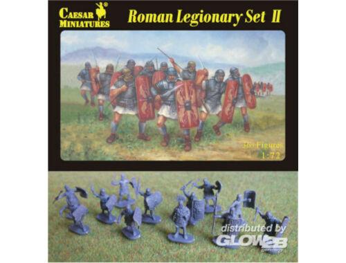 Caesar Roman Legionary Set II 1:72 (H051)