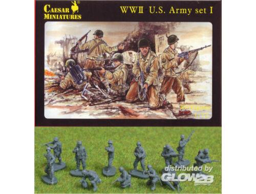 Caesar WWII US Army 1:72 (H054)