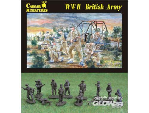 Caesar WWII British Army 1:72 (H055)