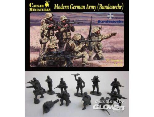 Caesar Modern German Army (Bundeswehr) 1:72 (H062)