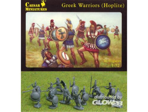 Caesar Greek Warriors (Hoplite) 1:72 (H065)